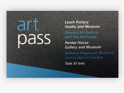 Art Pass Card